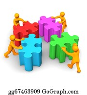 Congregation - 4 Manikins 4 Puzzle