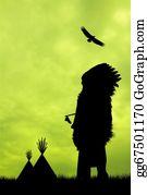 American-Indian - Native American Indian