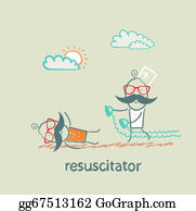 Cpr - Resuscitation In A Hurry To Sick Patient