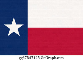 Texas-State-Flag - Texas State Flag On Brick Wall