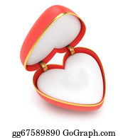 Boxing-Day - Heart-Shaped Gift Box