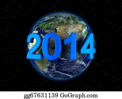 New-Year-2014 - 2014 In The World