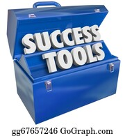Trained - Success Tools Toolbox Skills Achieving Goals