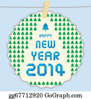 New-Year-2014 - Happy New Year 2014 Card43