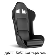 Seat-Belt - Sport Driver Leather Seat