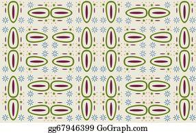 Apache - Ethnic Seamless Pattern