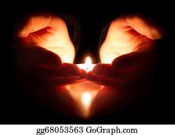 Flaming-Heart - Hope And Prayer - Faith
