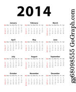 Calendar-For-January-2014 - Calendar 2014