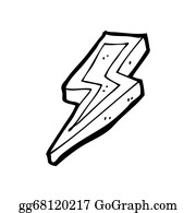 Lightning-Bolt - Cartoon Lightning Bolt