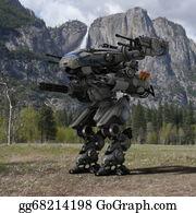 Forest - Robot