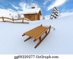 Cabin - Winter