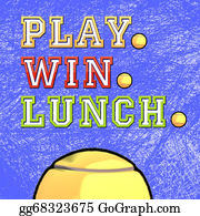 Lunch - Play, Win, Lunch Tennis