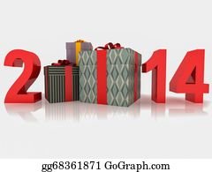 Happy-New-Year-2014 - Gift Festival 2014