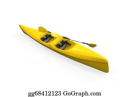 Canoe - Yellow Canoe