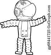 astronaut reaching out clip art - photo #12
