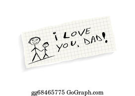 I-Love-You-Dad - I Love You, Dad!