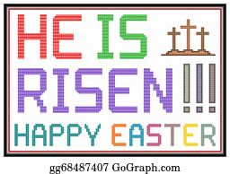 Christ-Is-Risen - Happy Easter
