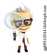 Professor - Professor With Glass