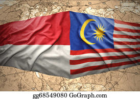 Indonesia - Malaysia And Indonesia