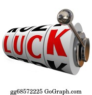 Lottery-Winner - Luck Slot Wheels Gambling Fate Chance Word Spin To Win