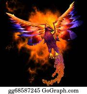 Legend - Phoenix Bird