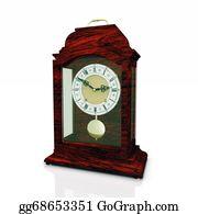 Grandfather-Clock - Pendulum Clock
