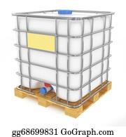 Drum-Set - Plastic Water Tank