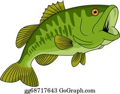 Largemouth-Bass - Bass Fish