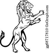 Royal-Lion - Standing Lion