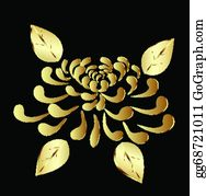 Golden-Lotus-Flower-Logo - Golden Lotus Flower Logo