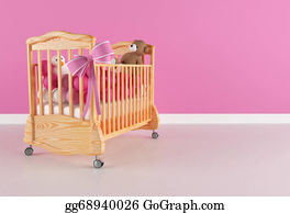 Baby-Girls - Crandle For Baby Girl