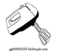 Food Processor Clip Art Royalty Free Gograph