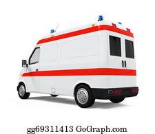Emergencies-And-Disasters - Ambulance Car