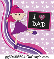 I-Love-You-Dad - Father Day