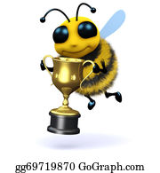 Bee-Hive - 3d Bee Champion