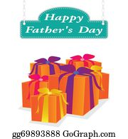 I-Love-You-Dad - Vector Father Day Label
