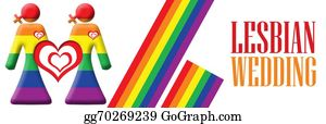 Same-Sex-Wedding - Lesbian Wedding Banner