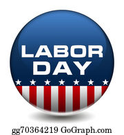 Veterans-Day - American Labor Day Badge