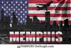 Memphis - View Of Memphis