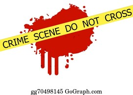 Wall-Background - Crime Scene Do Not Cross