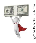 Superman - Superman With Money