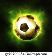 Football-Abstract - Football Background