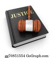 Judge-Gavel - Justice Book And Gavel