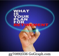 Retirement - What Is Your Plane For Retirement