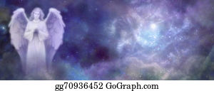 Heavenly - Heavenly Angel Website Banner