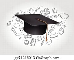 Graduation - Graduation Concept Vector Illustration