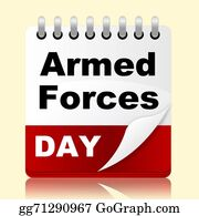 Armed-Forces - Armed Forces Day Represents Usa Calendar And Event