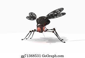 Mosquito - Robot Mosquito