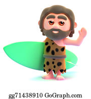 Ice-Age - 3d Caveman Goes Surfing