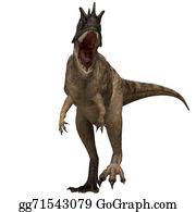 Horned-Lizard - Ceratosaurus Dinosaur Profile